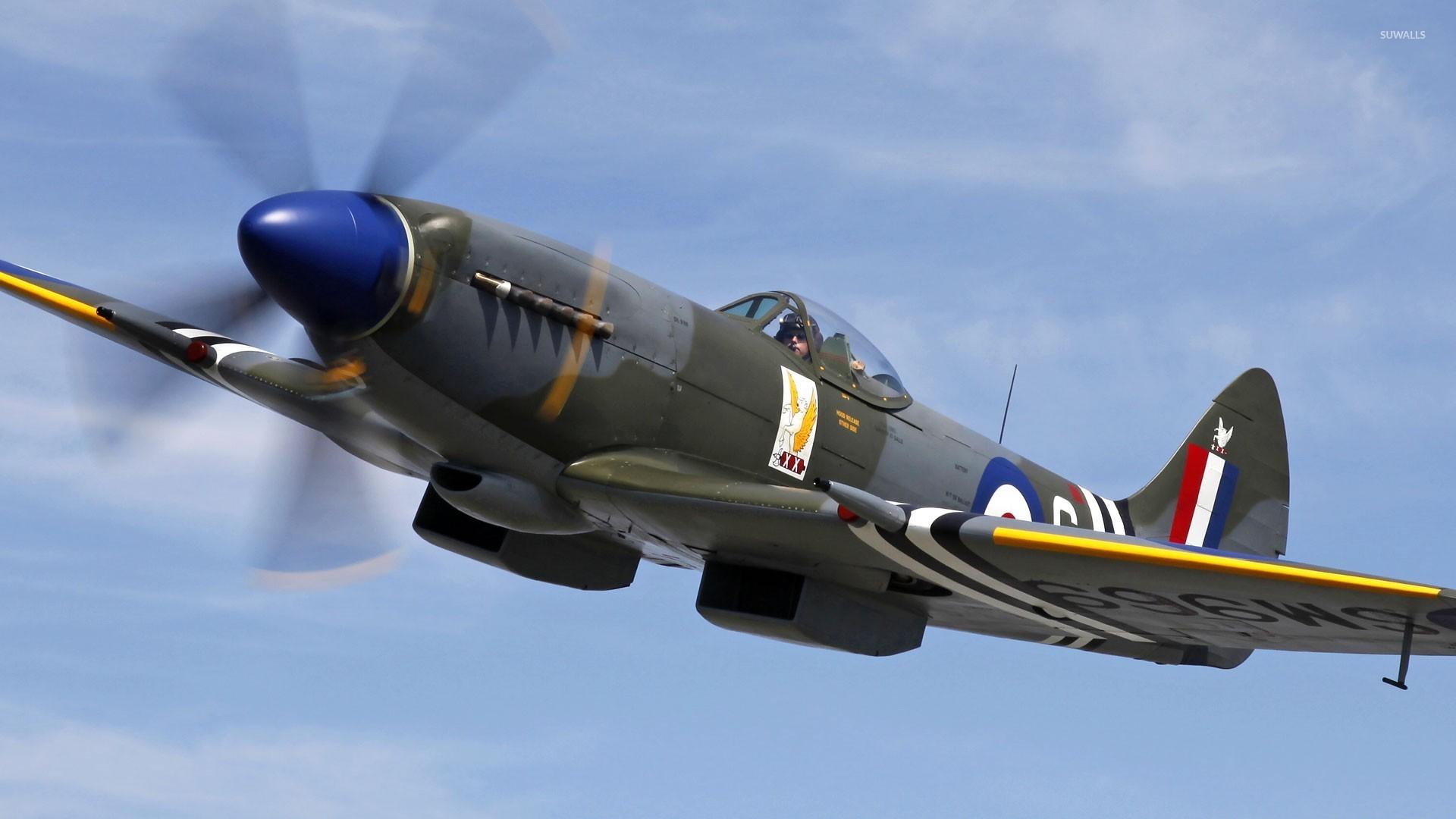 Supermarine Spitfire 8 Wallpaper Aircraft Wallpapers