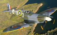 Supermarine Spitfire [5] wallpaper 1920x1080 jpg