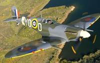 Supermarine Spitfire [5] wallpaper 1920x1080 jpg