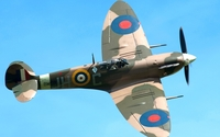 Supermarine Spitfire [7] wallpaper 1920x1080 jpg