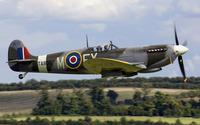 Supermarine Spitfire [2] wallpaper 2880x1800 jpg