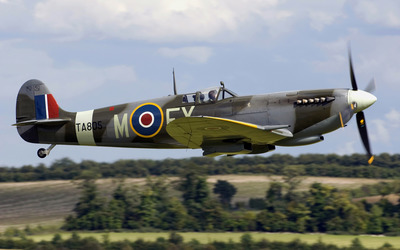 Supermarine Spitfire [2] wallpaper