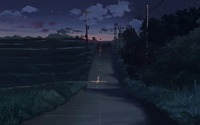 5 Centimeters Per Second [4] wallpaper 1920x1080 jpg