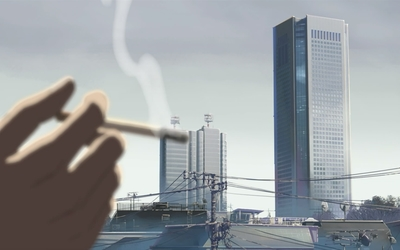 5 Centimeters Per Second [7] wallpaper