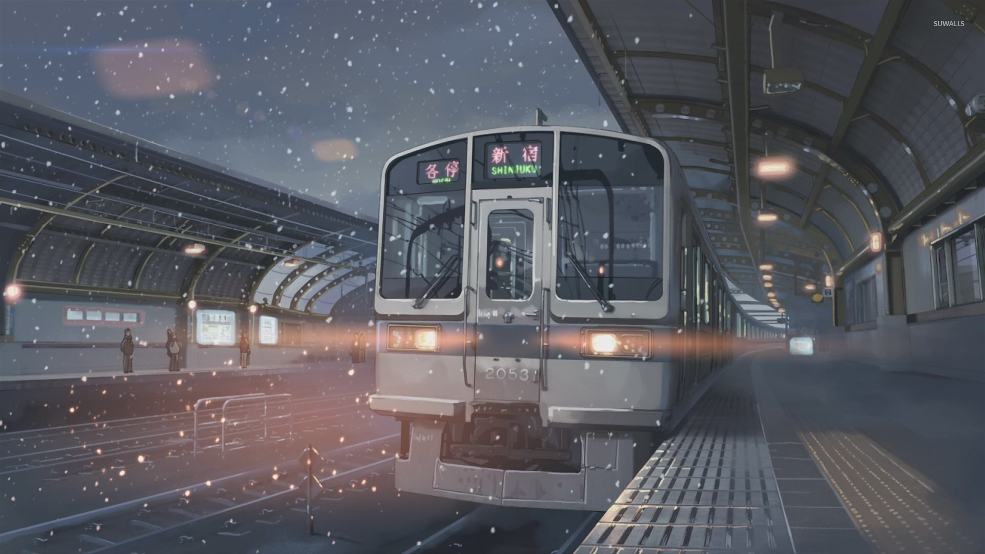 5 Centimeters Per Second 5 Wallpaper Anime Wallpapers 42705