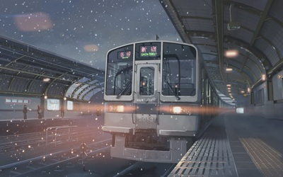 5 Centimeters Per Second [5] wallpaper