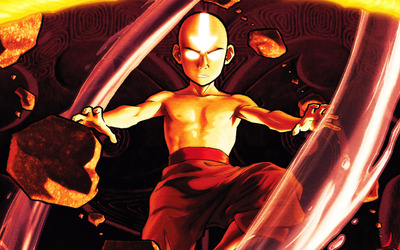 Aang - Avatar: The Last Airbender wallpaper