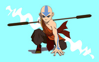 Aang - Avatar: The Last Airbender [2] wallpaper 1920x1200 jpg