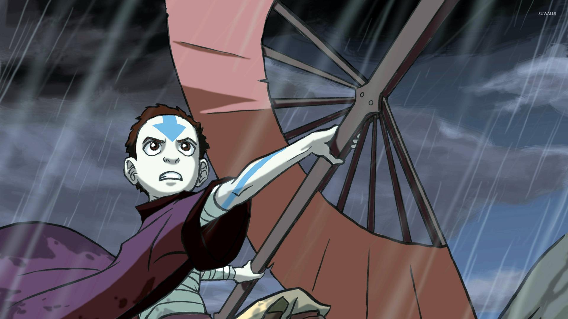Aang - Avatar: The Last Airbender [3] wallpaper - Anime ...