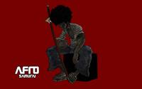 Afro Samurai [8] wallpaper 2560x1600 jpg