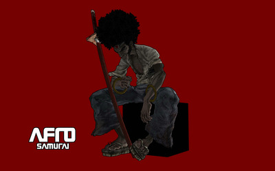 Afro Samurai [8] wallpaper