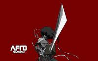 Afro Samurai [6] wallpaper 2560x1600 jpg