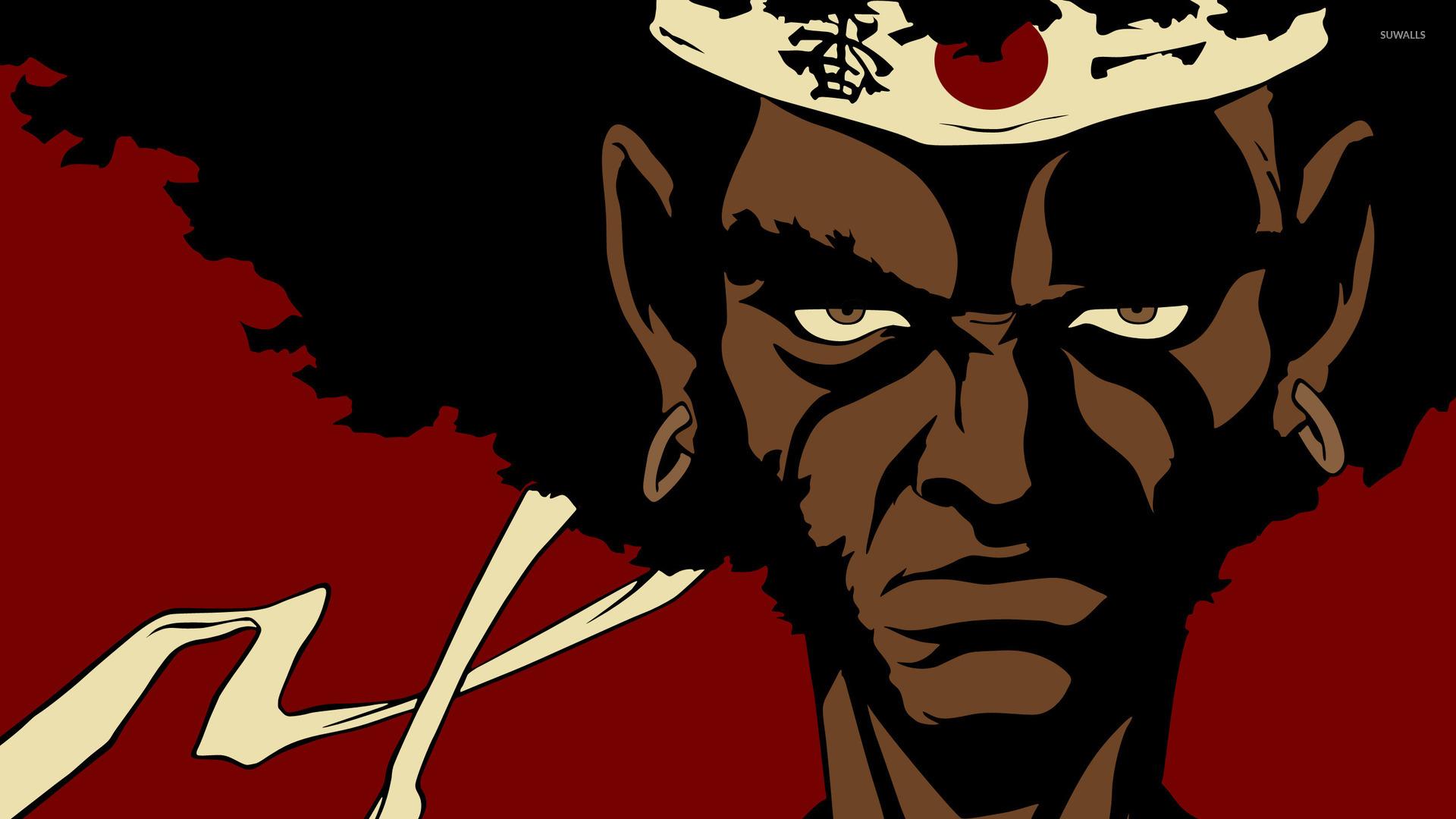 Afro Samurai [4] wallpaper - Anime wallpapers - #11535