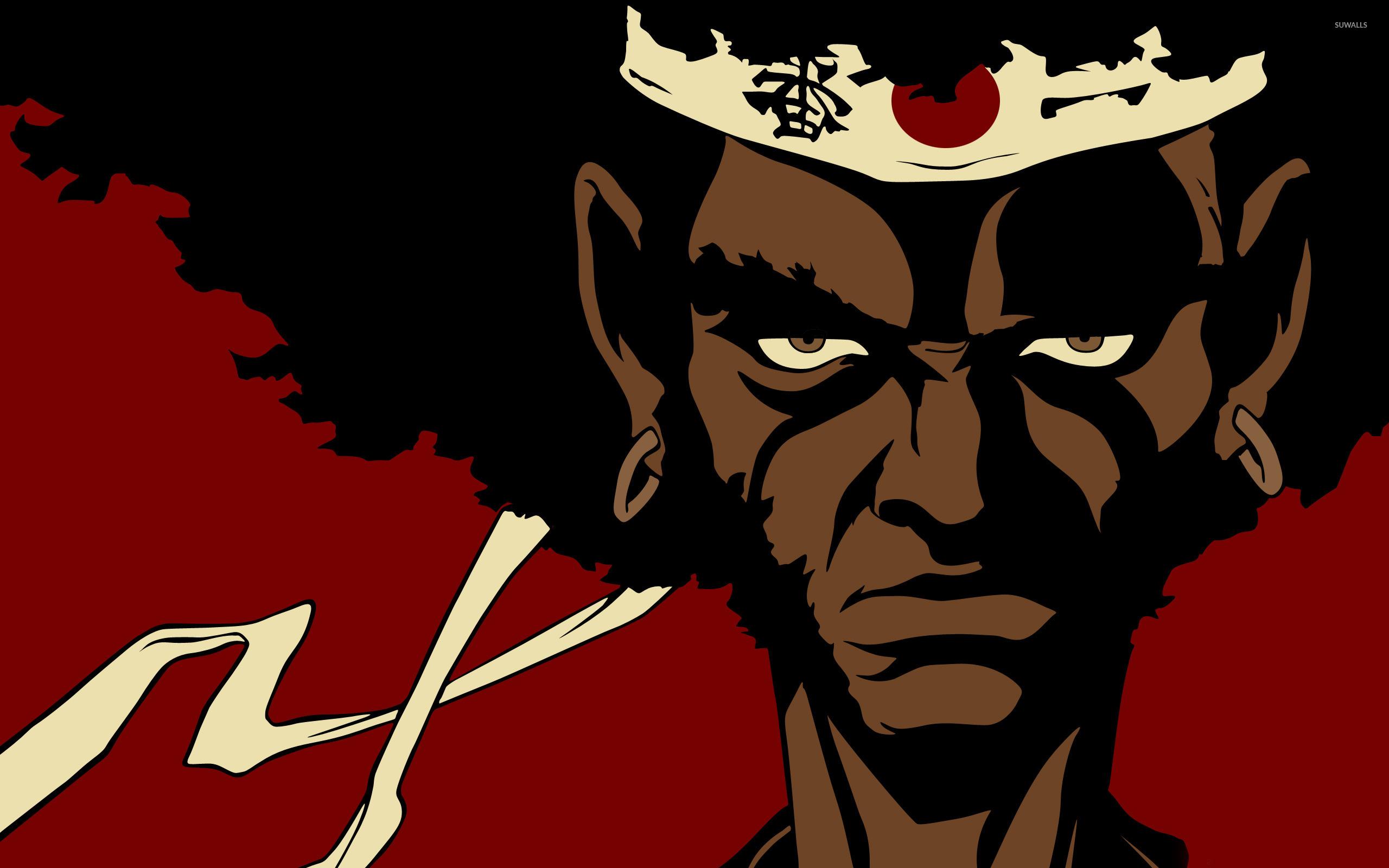 Afro Samurai 4 Wallpaper