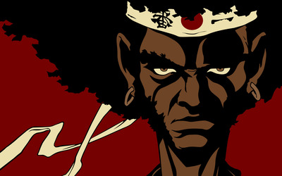 Afro Samurai [4] wallpaper