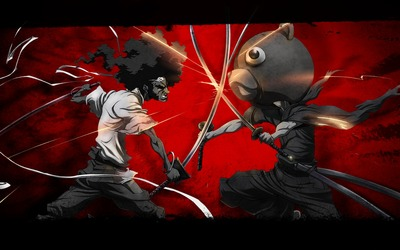 Afro Samurai [5] wallpaper