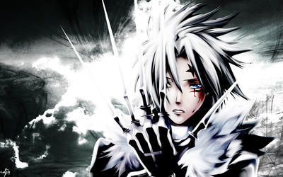 Allen Walker - D.Gray-man wallpaper