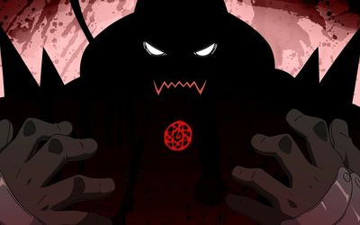 Alphonse Elric - Fullmetal Alchemist wallpaper