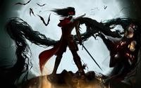 Alucard - Hellsing wallpaper 2560x1600 jpg