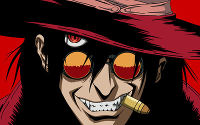 Alucard - Hellsing [4] wallpaper