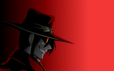 Alucard - Hellsing [3] wallpaper