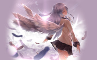 Angel - Angel Beats! wallpaper 1920x1200 jpg