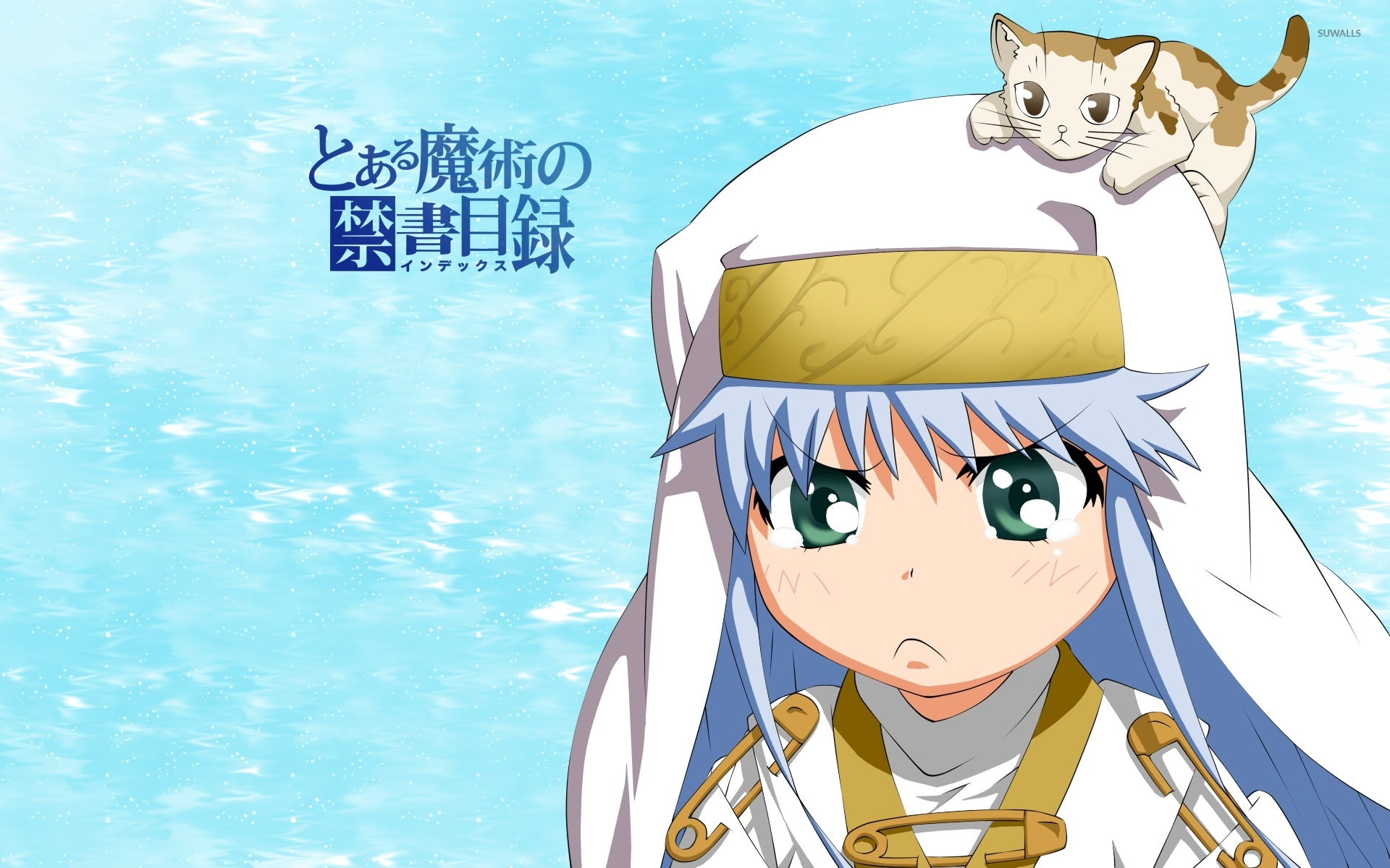 Angelene Toaru Majutsu No Index Wallpaper Anime Wallpapers