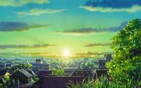 Anime cityscape wallpaper 1920x1080 jpg