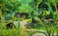 Anime forest wallpaper 1920x1080 jpg
