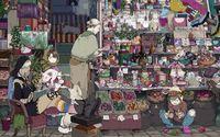 Anime shop wallpaper 1920x1200 jpg