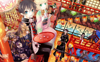 Ao no Exorcist [2] wallpaper 1920x1200 jpg