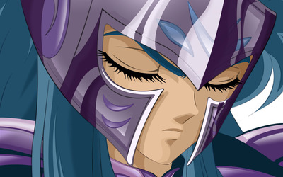 Aquarius Camus - Saint Seiya [2] wallpaper