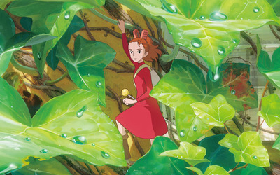 Arrietty wallpaper