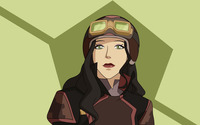 Asami Sato - Avatar: The Legend of Korra wallpaper 2560x1600 jpg