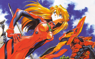 Asuka Langley Soryu [16] wallpaper