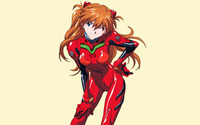 Asuka Langley Soryu [4] wallpaper 2880x1800 jpg