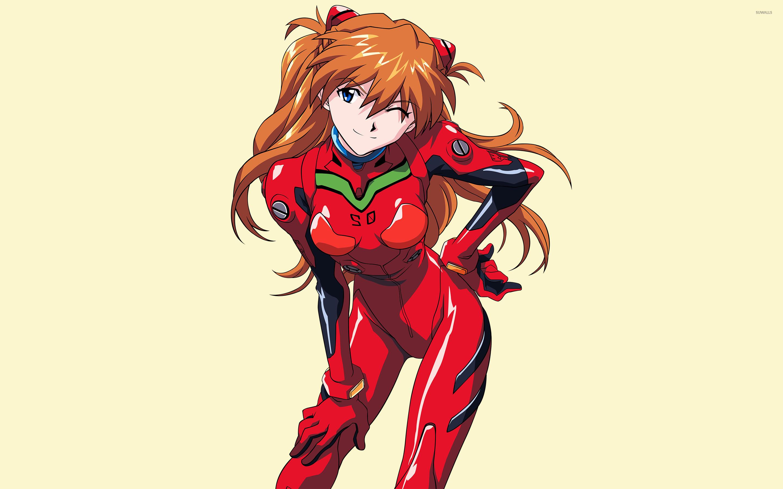 asuka langley soryu [4] wallpaper - anime wallpapers - #31748