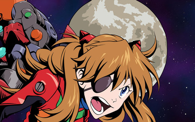 Asuka Langley Soryu - Neon Genesis Evangelion wallpaper