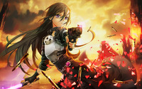 Asuna - Sword Art Online wallpaper 3840x2160 jpg