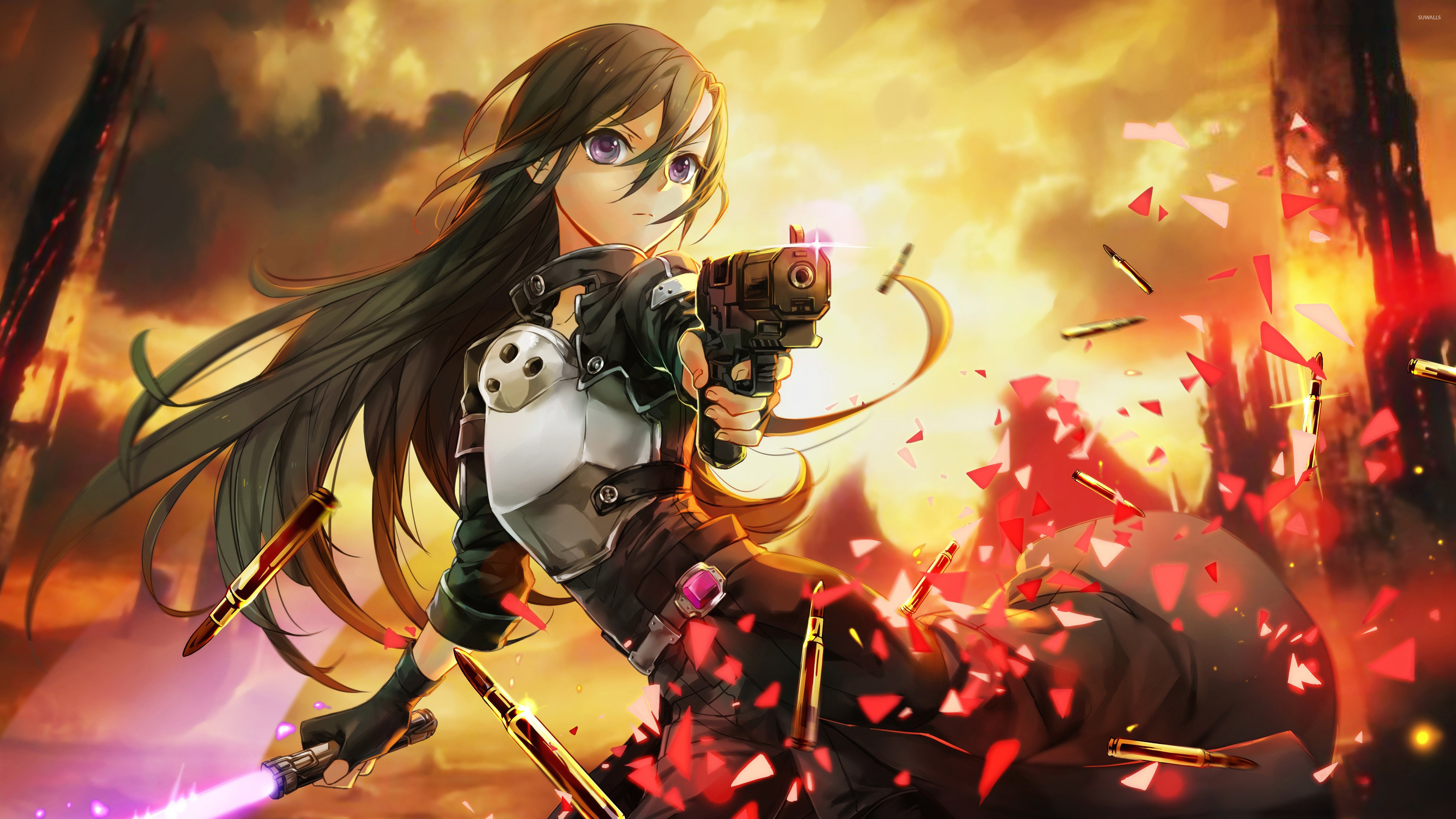 asuna - sword art online wallpaper - anime wallpapers - #45836