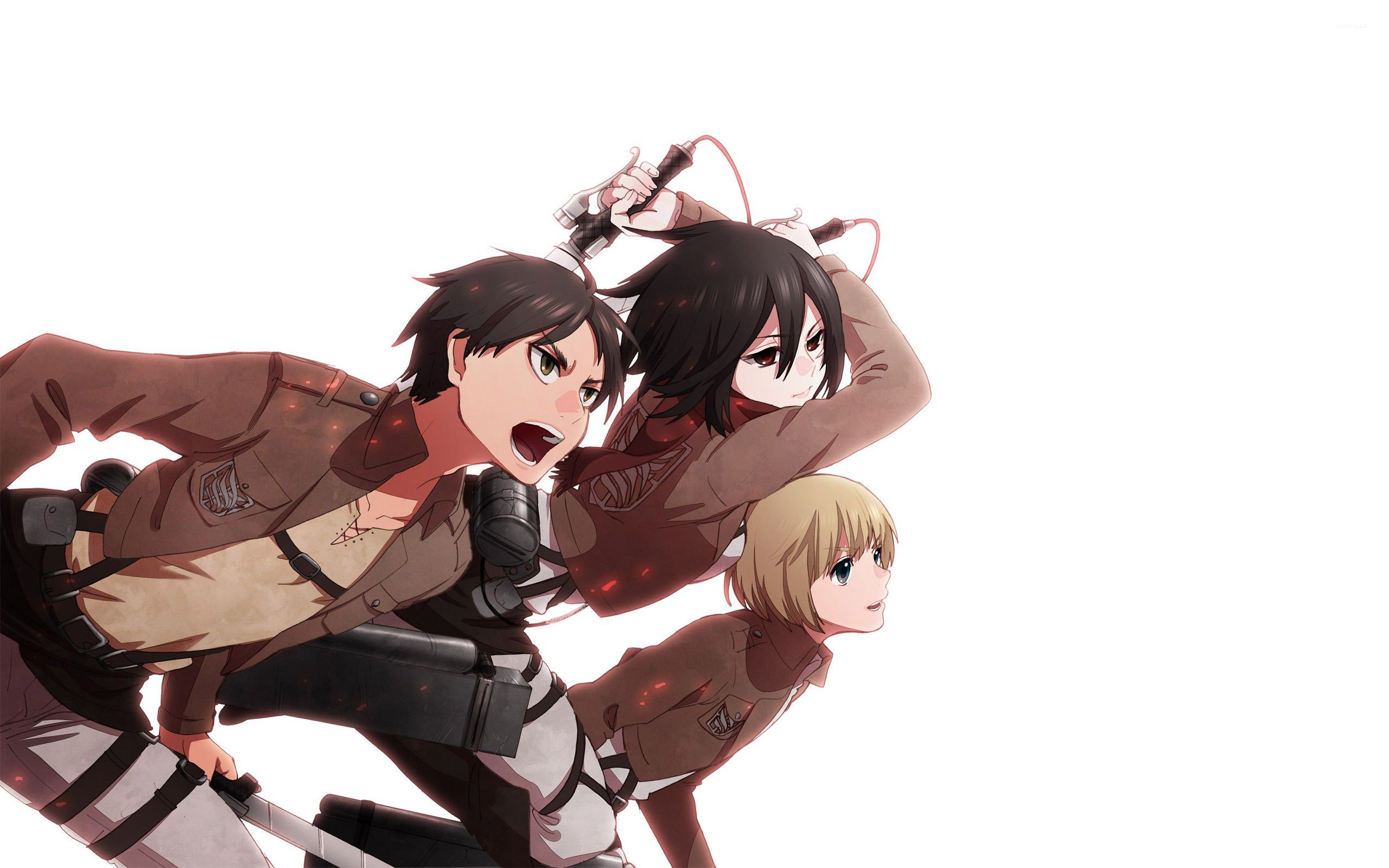 Attack On Titan 9 Wallpaper Anime Wallpapers 27628