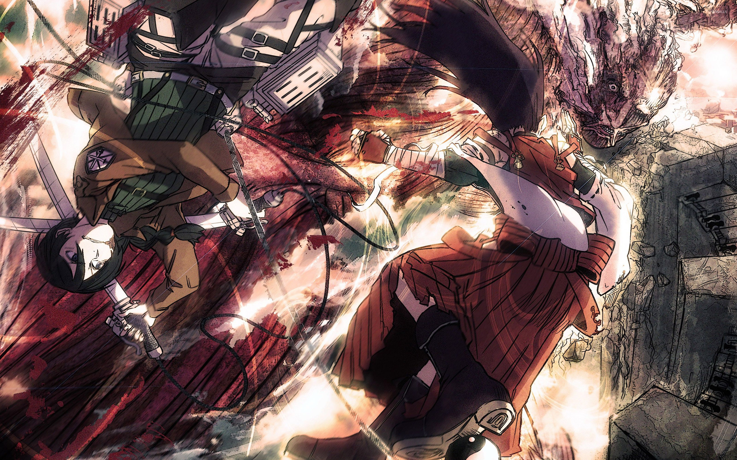 Attack On Titan 7 Wallpaper Anime Wallpapers 27826