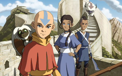 Avatar: The Last Airbender [2] wallpaper