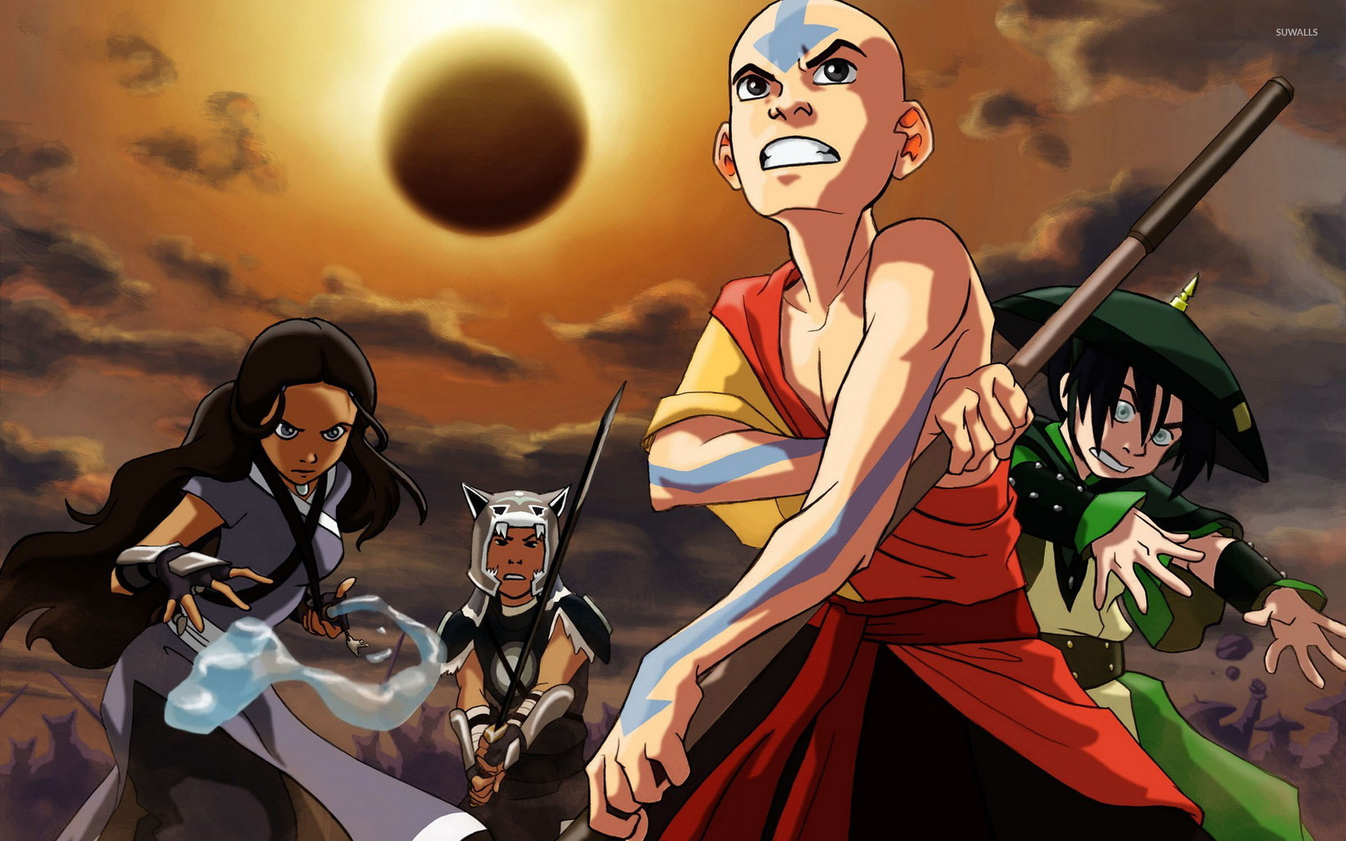Avatar The Last Airbender 3 Wallpaper Anime Wallpapers 13608