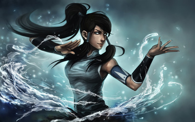 Avatar: The Legend of Korra [2] wallpaper