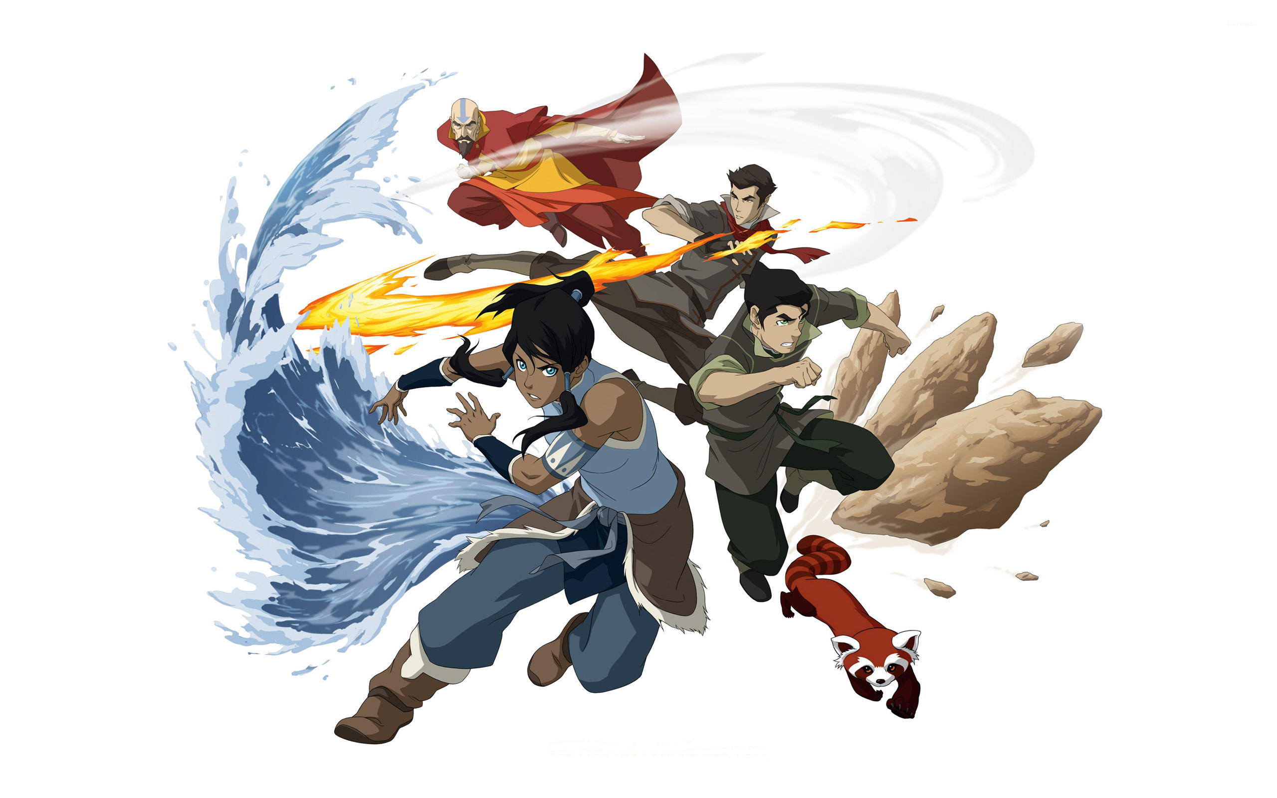 Avatar the legend of korra 3 wallpaper anime wallpapers 13610 avatar the legend of korra 3 wallpaper voltagebd Images