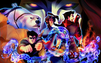 Avatar: The Legend of Korra [5] wallpaper 2560x1600 jpg