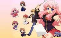 Baka and Test wallpaper 2560x1600 jpg