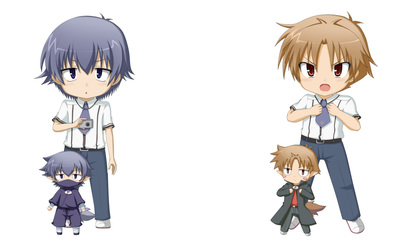 Baka and Test [2] wallpaper