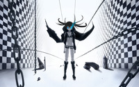 Black Rock Shooter [14] wallpaper 2560x1600 jpg